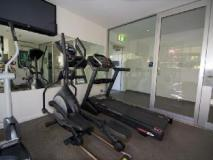 The Beach Cabarita: fitness room