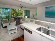 The Beach Cabarita: kitchen