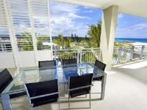 The Beach Cabarita: balcony/terrace