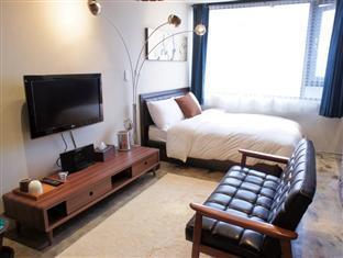 NanKing Mansion Self Service Apartment Taipei - Gostinjska soba