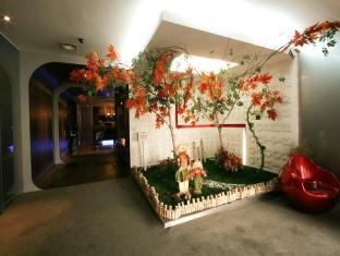 Joy Tourist Hotel Daejeon - Fuajee