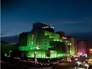 Joy Tourist Hotel Daejeon - Hotelli välisilme