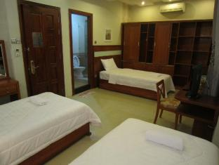 Golden Wind Hotel Ho Chi Minh City - Triple Deluxe