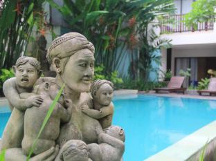 The Kubu Hotel Bali - Swimming Pool