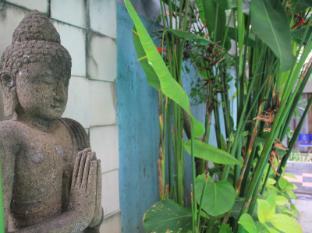 The Kubu Hotel Bali - Garden