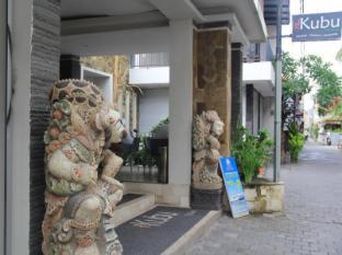 The Kubu Hotel Bali - Entrance