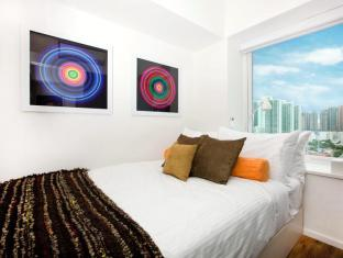 Ovolo West Kowloon Hong Kong - Guest Room