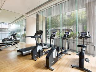 Ovolo West Kowloon Hong Kong - Gym