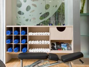 Ovolo West Kowloon Hong Kong - Fitness Room
