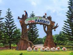 Khaoyai Fantasy Resort | Cheap Hotel in Khao Yai Thailand