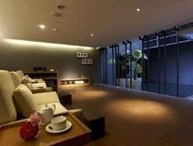 Hotel Double One: lobby