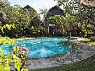 Puri Dalem Sanur Hotel Bali - Bungalows facing to the swimming pool