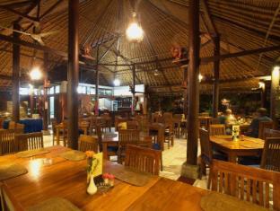 Puri Dalem Sanur Hotel Балі - Ресторан