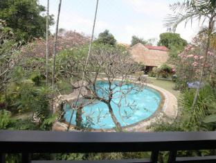 Puri Dalem Sanur Hotel Bali - Rõdu/Terrass