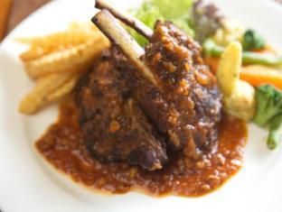 Puri Dalem Sanur Hotel Bali - Food of Puri Restaurant