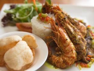 Puri Dalem Sanur Hotel بالي - طعام و مشروبات