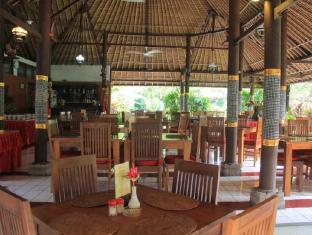 Puri Dalem Sanur Hotel بالي - المطعم