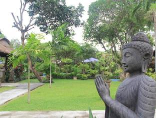 Puri Dalem Sanur Hotel Bali - Jardim
