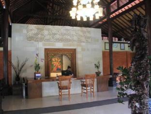 Puri Dalem Sanur Hotel بالي - مكتب إستقبال