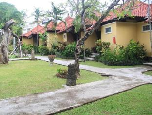 Puri Dalem Sanur Hotel بالي - حديقة