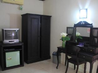 Puri Dalem Sanur Hotel بالي - غرفة الضيوف