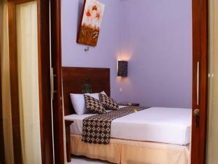 Abian Kokoro Hotel بالي - غرفة الضيوف