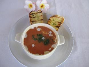 Sukun Bali Cottages Bali - Food - Tomato Soup