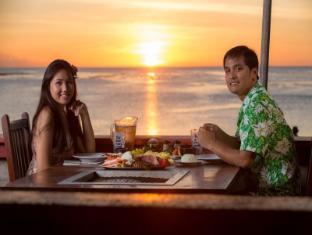 Guam Plaza Hotel Гуам - Ресторан