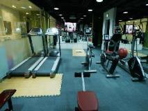 Nox Boutique Hotel: fitness room