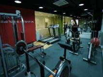 Nox Boutique Hotel: fitness room
