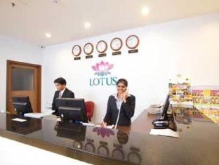Lotus Hotel Masjid India Kuala Lumpur - Reception