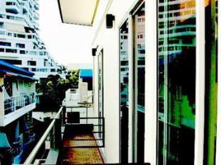 Amarin Residence Patong Beach Phuket - Balcony/Terrace