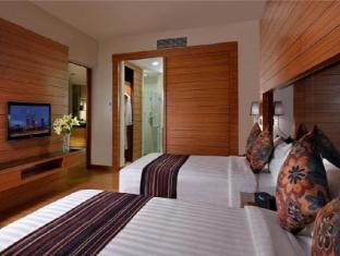 Ramada Plaza Kuala Lumpur Kuala Lumpur - 2 Bedroom Executive Suite