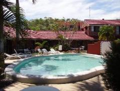 Australia Hotel Booking | Hervey Bay Colonial Lodge