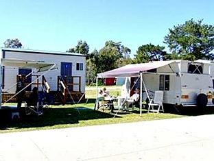 Birubi Beach Holiday Park Port Stephens - Camping Grounds
