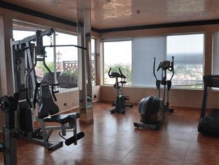 Imperial Plaza Hotel Marrakech - Fitness Room