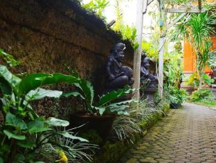 Desak Putu Putera Homestay Bali - Tuin