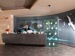 Hotel Tiber Rome - Reception