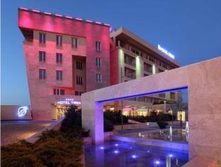 Hotel Tiber Rome - Hotel Exterior