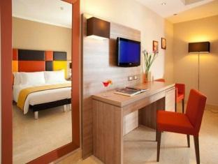 Hotel Tiber Rome - Guest Room