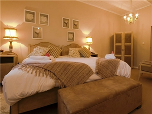 Knorhoek Country Guesthouse Stellenbosch - Guest Room
