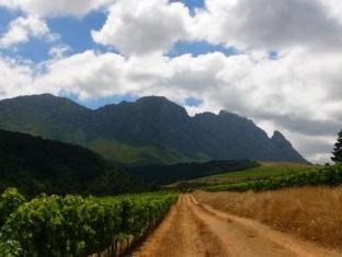 Knorhoek Country Guesthouse Stellenbosch - Vineyard View