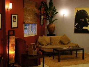 Planet Borneo Lodge Kuching - Interior