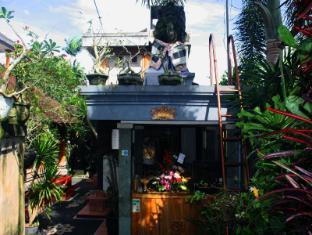 Teba House Ubud Guest House Bali - Rezeption