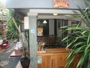 Teba House Ubud Guest House Bali - Resepsionis
