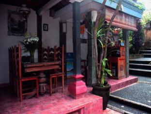 Teba House Ubud Guest House Μπαλί - Αίθουσα υποδοχής