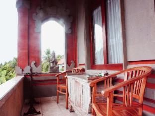 Teba House Ubud Guest House Bali - Balkons/terase