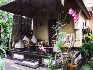 Teba House Ubud Guest House Bali - Balkon/Teras