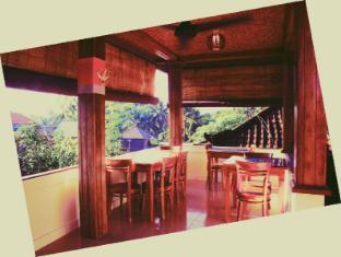 烏布泰巴之家民宿 峇里島 - 餐廳