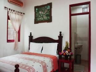 Teba House Ubud Guest House Μπαλί - Δωμάτιο